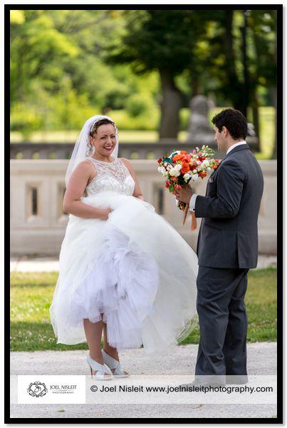 milwaukee wedding photographer lake park bride groom