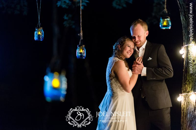 authentic wedding pictures emotionally engaging pictures tree tea lights riveredge nature center west bend