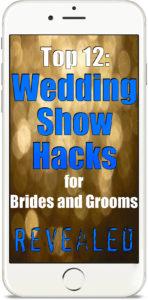 wedding expo tips brides